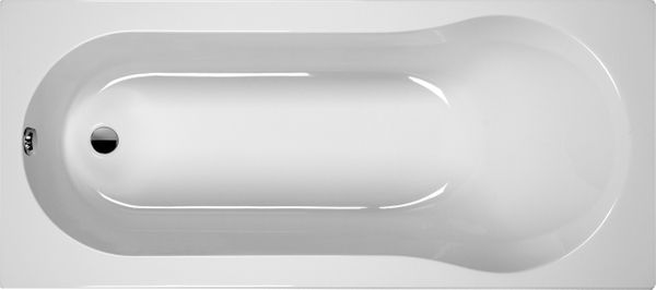 Wanna 160x75 prostokątna akrylowa +syfon automat GWARANCJA!