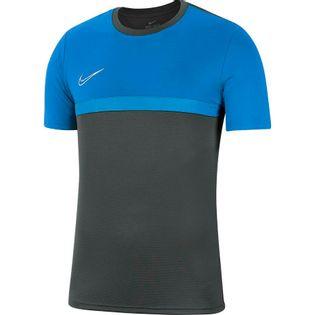 Koszulka dla dzieci Nike Dry Academy PRO TOP SS niebiesko-szara BV6947 062