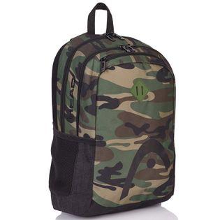 Plecak szkolny młodzieżowy Astra Head HD-23, wzór moro