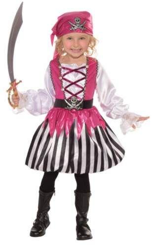 Strój Piratka 8-10 lat - przebrania dla dzieci zdjęcie 1