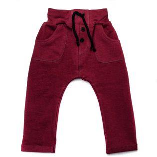 Spodnie chłopięce niemowlęce