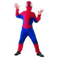 SPIDERMAN kostium strój kombinezon przebranie 128