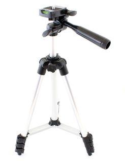 Tripod Statyw Fotograficzny Mobilny Lekki 112Cm 3D