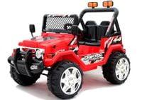 Import LEANToys Auto Na Akumulator S618 EVA Czerwony