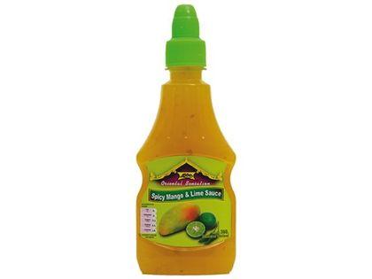 Sos pikantny z mango i limonką 300ml Lobo