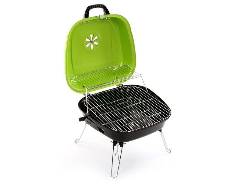 Grill ogrodowy węglowy, BBQ, grill przenośny zdjęcie 1