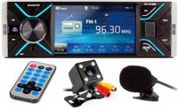 """Radio samochodowe Vordon Jukon AC-3102B 4,1"""" Kamera cofania mikrofon"""