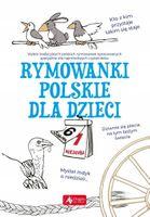 Rymowanki polskie dla dzieci 48 str twarda nagrody