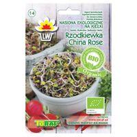 Nasiona Ekologiczne Na Kiełki - Rzodkiewka China Rose, P.n. Toraf Bio, 20G