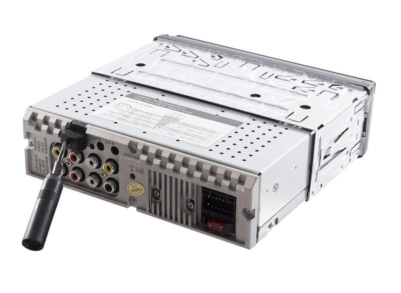 RADIO SAMOCHODOWE MP3 BT WYSUWANY EKRAN LCD KAMERA