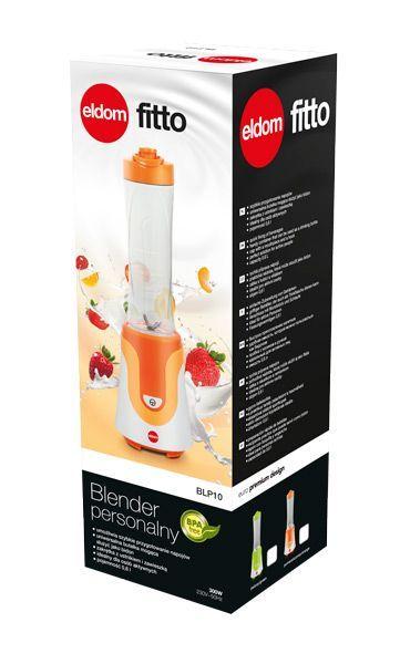 Blender ELDOM BLP10 - pomarańczowy na Arena.pl