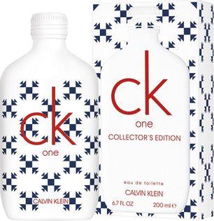 Calvin Klein Ck One Collector's Edition Woda Toaletowa Spray 200Ml