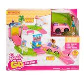 Barbie On The Go Myjnia samochodowa Lalka + auto