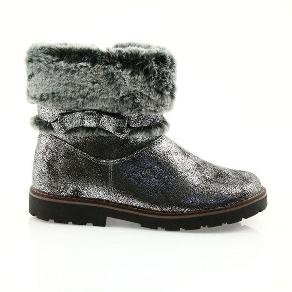 American kozaki buty zimowe z futerem 17042 r.31 zdjęcie 2