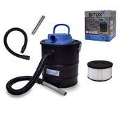 Odkurzacz kominkowy pyłowy z filtrem HEPA pojemność 20 L moc 1,2KW