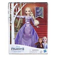 Lalka Elsa w sukni Deluxe, Kraina Lodu 2 (Frozen 2)