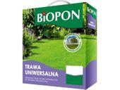 Trawa uniwersalna nasiona Biopon 1kg 40m2