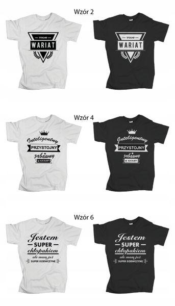 Koszulka dla Twojego faceta Chłopaka prezent 24h ! zdjęcie 3