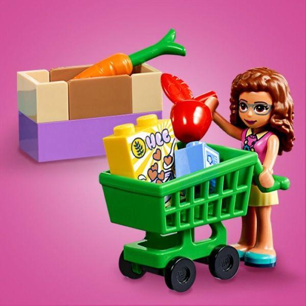 Klocki Lego Friends Supermarket w Heartlake zdjęcie 4