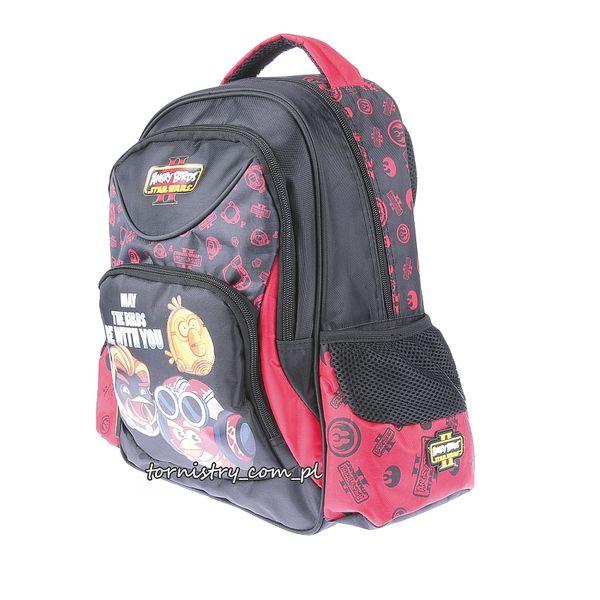 3f0efd966b49a Plecak szkolny Angry Birds Star Wars II (90572) • Arena.pl