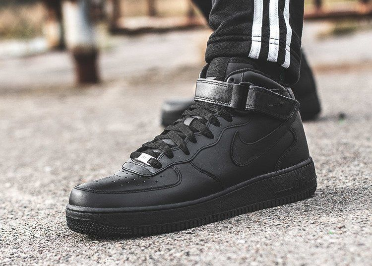 NIKE Buty AIR FORCE 1 MID AIR FORCE 1 MID 42.5 315123 001