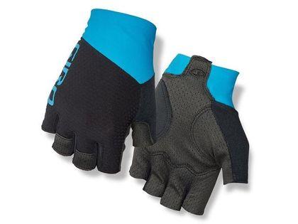 Rękawiczki męskie GIRO ZERO CS krótki palec blue jewel roz. XL (obwód dłoni 248-267 mm / dł. dłoni 200-210 mm) (NEW)
