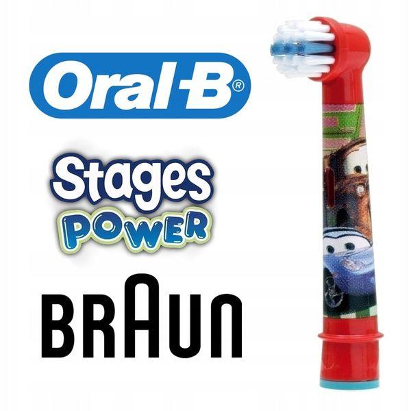 Szczoteczka elektryczna Braun ORAL-B Stages Power DLA DZIECI + TIMER na Arena.pl