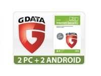 G Data Internet Security 2+2 / 20mc