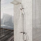 Zestaw natryskowy prysznicowy MILANO zdjęcie 3