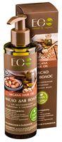 EcoLab olej do włosów arganowy wzmacniający