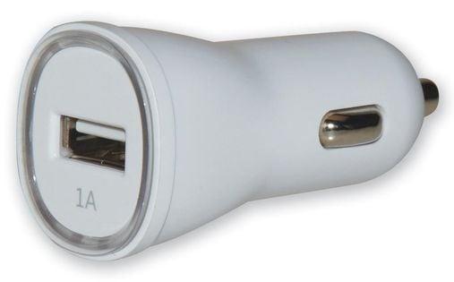 SAMOCHODOWA ŁADOWARKA TECHLY USB 5V 1A