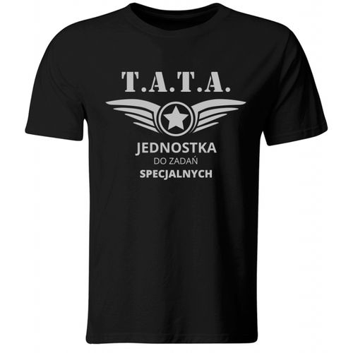 Koszulka Tata do Zadań Specjalnych, prezent na Dzień Ojca, XL na Arena.pl