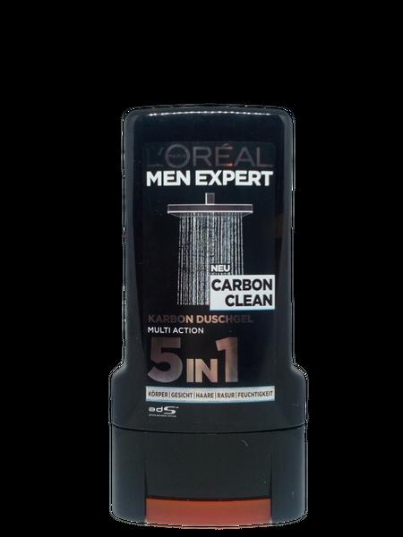 LOREAL Men Expert Carbon 5w1 żel pod prysznic dla mężczyzn na Arena.pl
