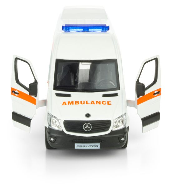 Mercedes Benz Sprinter Ambulans Ratunkowy zdjęcie 5