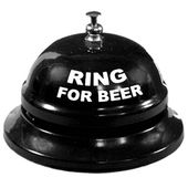 hotelowy biurkowy DZWONEK NA PIWO ring for beer