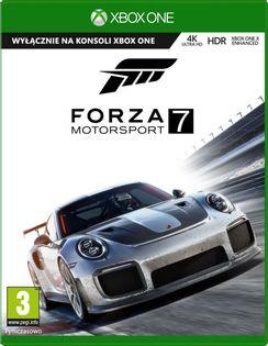 Gra Forza Motorsport 7 Standard Edition PL (XONE)