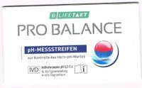 Papierki lakmusowe do badania pH moczu (12 sztuk)