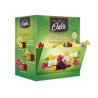 Cukierki Galaretka w czekoladzie Opolanka, kartonik 2,5kg