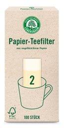 Saszetki Do Zaparzania Herbaty Małe 100 Szt