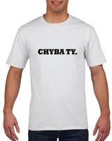 Koszulka męska CHYBA TY XL