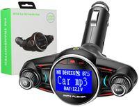 Transmiter FM mp3 USB TF Zestaw Głośnomówiący T285