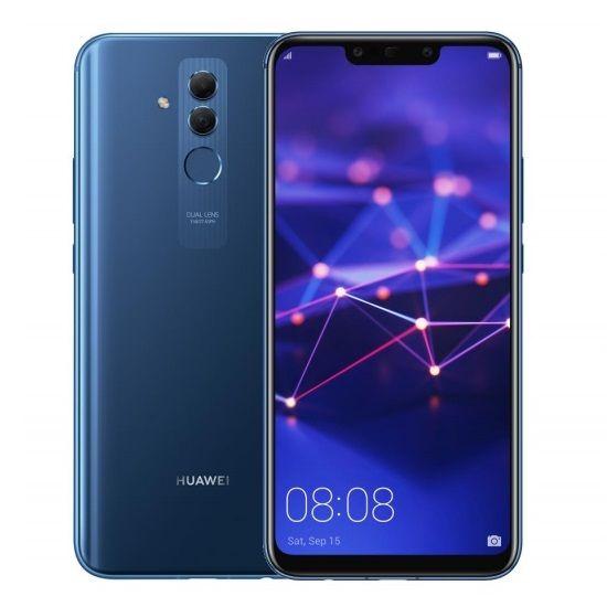 Huawei Mate 20 Lite 64GB Dual Sim Niebieski zdjęcie 1