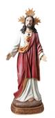 FIGURA SERCE PANA JEZUSA KAPLICZKA 61CM NOWOŚĆ