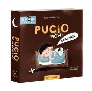 Nasza Księgarnia Pucio mówi Dobranoc