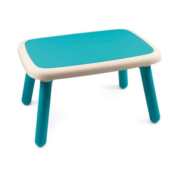 Stolik dla dzieci Smoby w kolorze niebieskim na Arena.pl