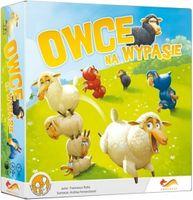 Owce na wypasie foxgames gra planszowa dla dzieci