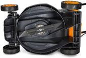 Kosiarka elektryczna 2600W 40CM Powermat PM-KSE-2600S zdjęcie 6