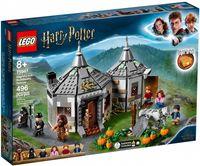 Lego Harry Potter Chatka Hagrida: na ratunek Hardodziobowi