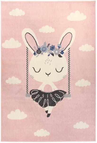 Dywan Carpetforyou Pink Rabbit 80x150 Light Collection na Arena.pl