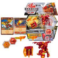 Bakugan Baku-Gear Dragonoid + Magma figurka + karty